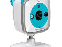 Con la WiFi HD Baby Cam di TRENDnet, il bebè si controlla dal web