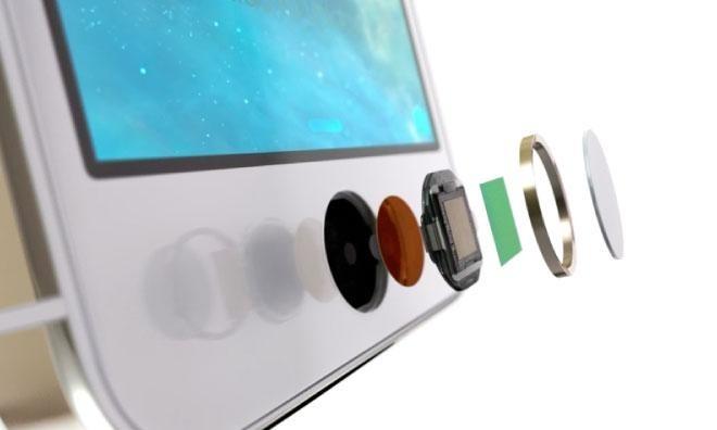 sensore impronte Touch ID