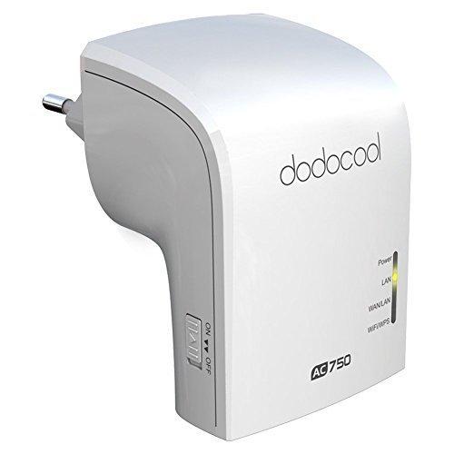 Dodocool AC750, il tuttofare per il Wi-Fi in casa: sconto a solo 20,29 €