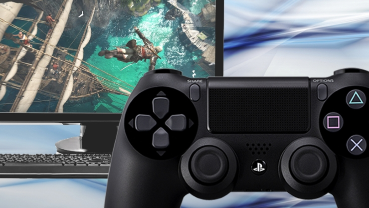 giochi ps4 su mac