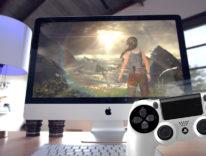 Da domani giochi PS4 su Mac con l'aggiornamento firmware