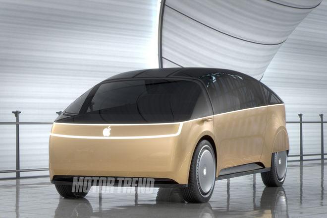 auto elettriche apple car concept