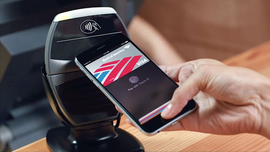 Apple Pay cresce