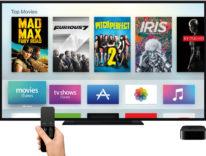 Classifica app Apple Store TV, spariscono quelle già installate dall'utente
