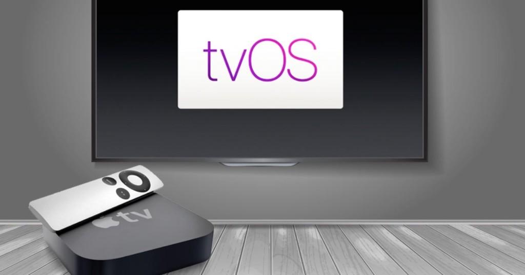 Apple tv tvos 3