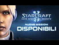 StarCraft II: Operazioni Segrete l'espansione Nova strega gli appassionati