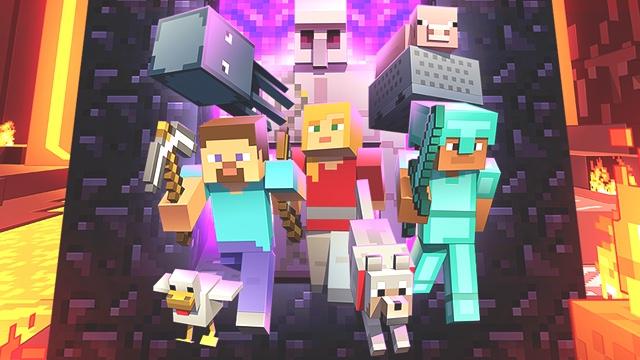 Minecraft Realms beta2