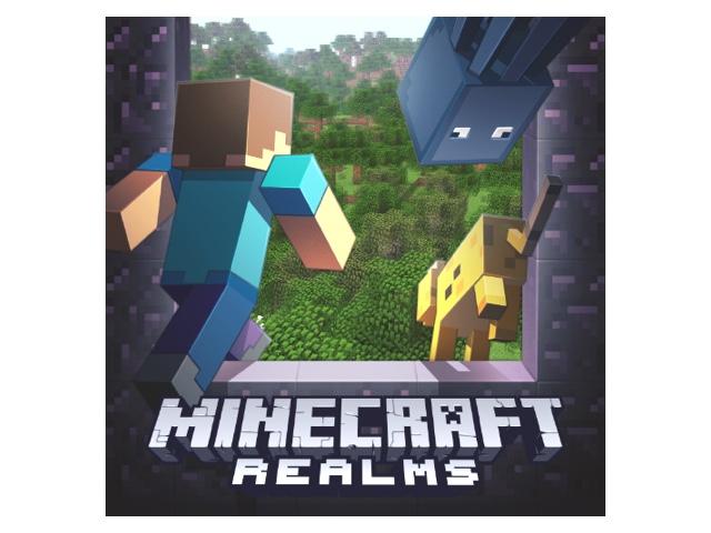 Minecraft Realms icon 1 640