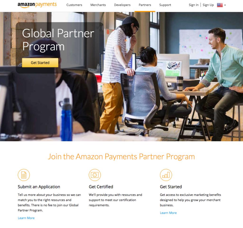 Payments Global Partner Program