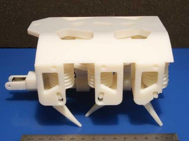 robot idraulico