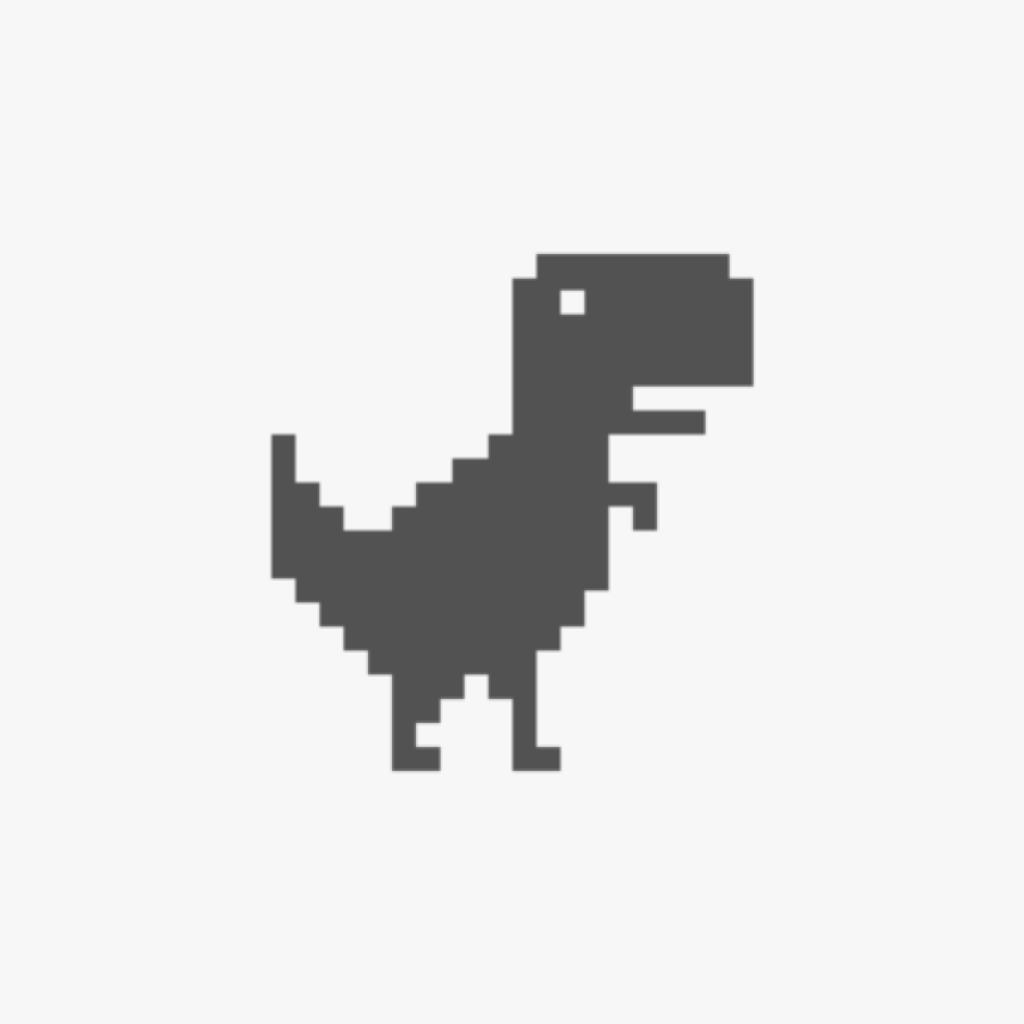 Steve The Jumping Dinosaur icon