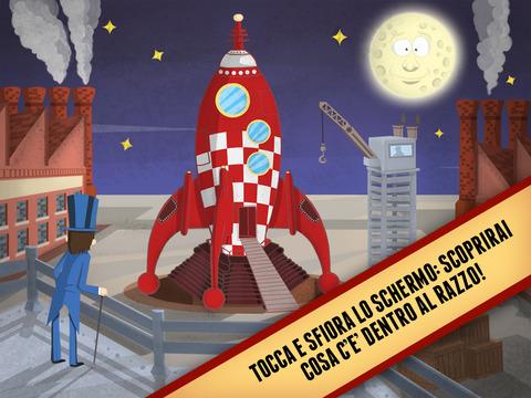 Viaggio sulla luna 3