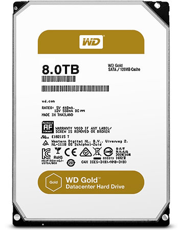 WD Gold Western digital