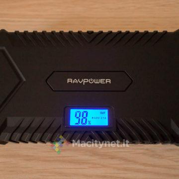 Recensione RavPower RP-PB048
