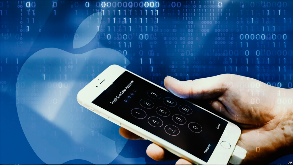 cifratura iphone apple sicurezza