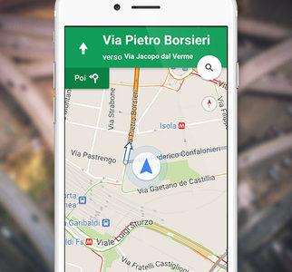 google Maps ios 1