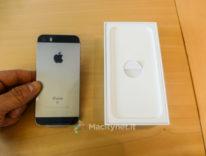 Mini recensione iPhone SE, prime impressioni