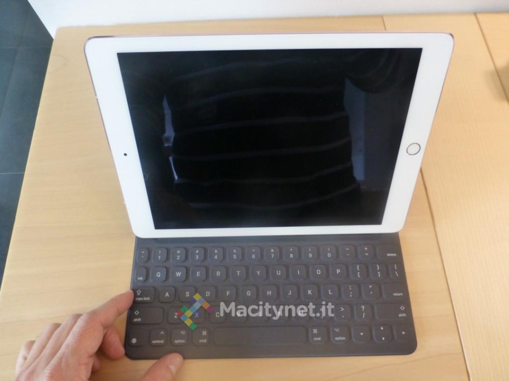 """Smart Keyboard di iPad Pro 9,7"""""""
