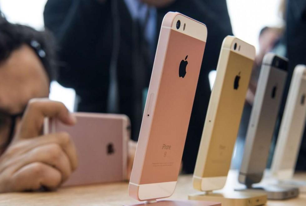 iPhone SE Cina