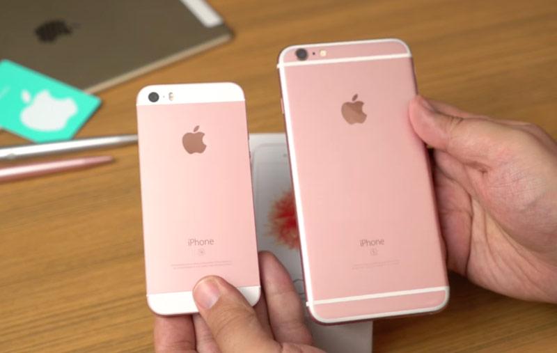 iPhone SE foto