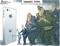 iPhone di san bernardino