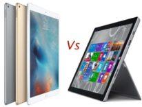 iPad Pro è il killer di Microsoft Surface, la sfida ora è tra tablet evoluti e PC