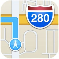 mappe apple icon ios 640 ok