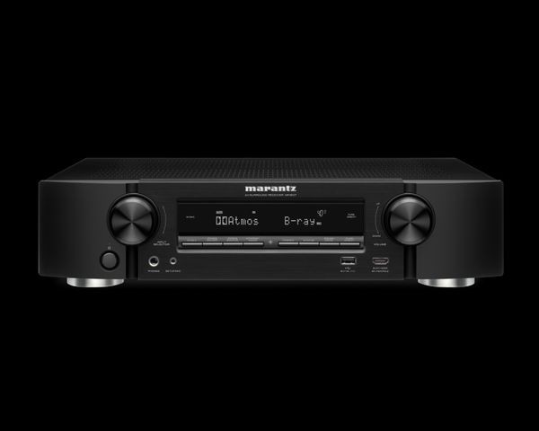 Nuovo sintoamplificatore AV Maranz con Dolby Atmos e supporto AirPlay