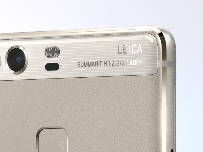 ottiche Leica huawei p9