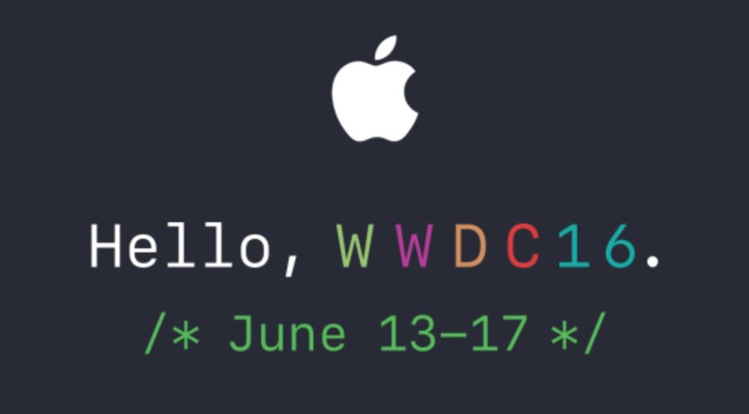 sfondi dedicati alla WWDC 2016