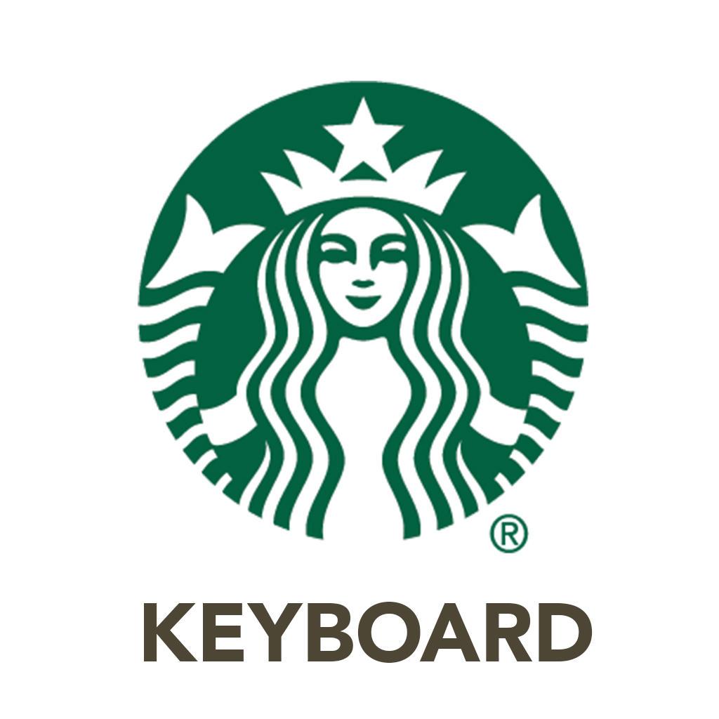 tastiera Starbucks