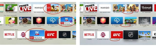 Apple Store TV
