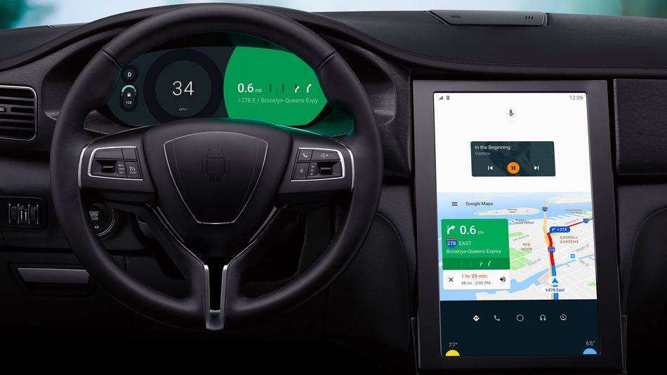 Android N in auto