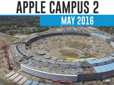 Apple Campus 2 maggio 2016