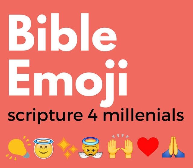 Bible Emoji cover 600