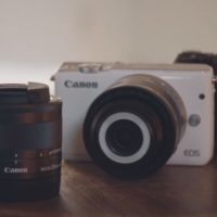 Canon EF-M 28mm