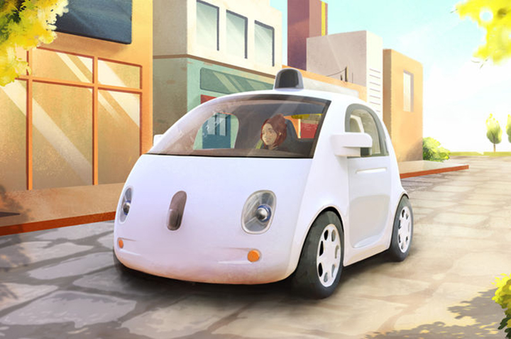 Fiat Google