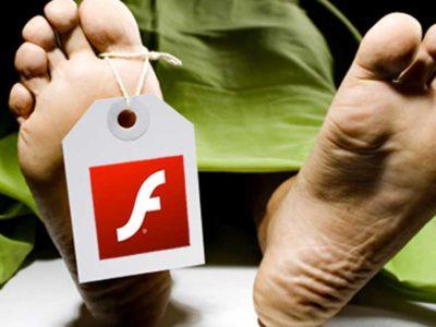 Flash morto