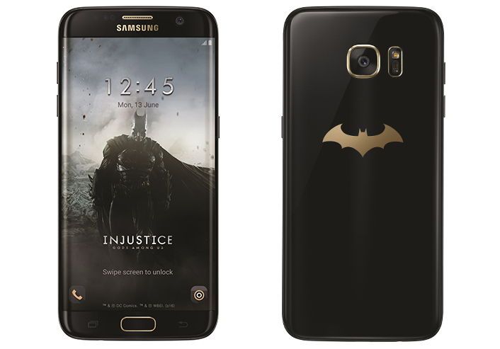 Galaxy S7 Edge Injustice Edition 4