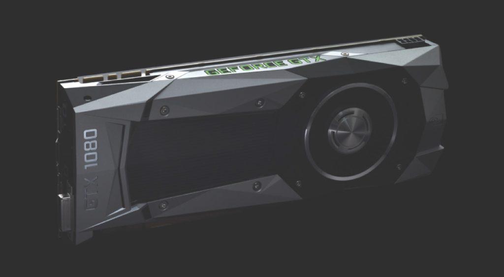 GeForce GTX 1080 3