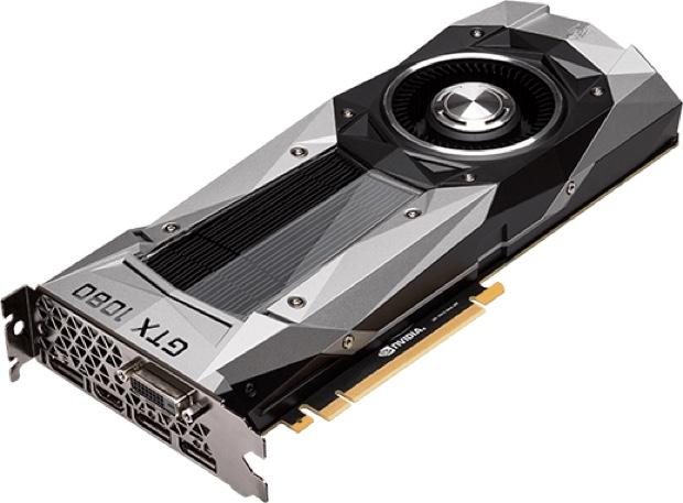 GeForce GTX 1080 620