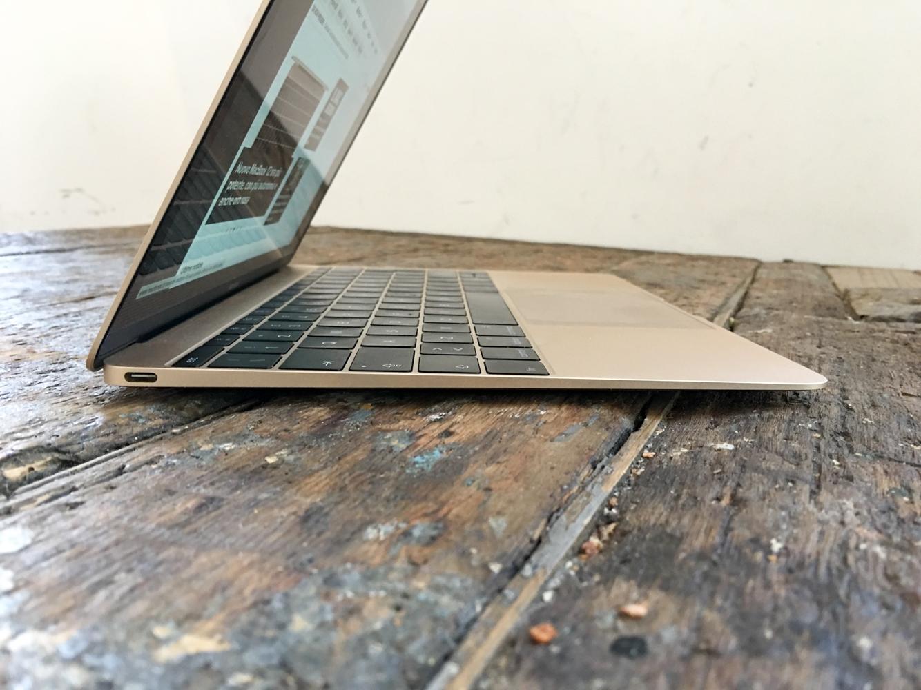 Recensione MacBook 2016
