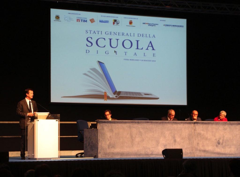 La scuola digitale e i suoi Stati Generali a Bergamo tra bilanci e progetti