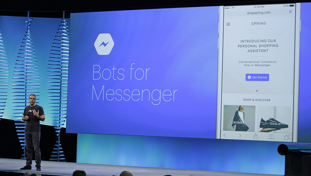 Bot per messanger