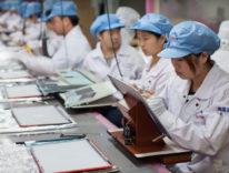 I fornitori Apple trainano l'intero settore tecnologico di Taiwan