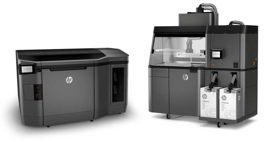 Soluzioni stampa 3D HP
