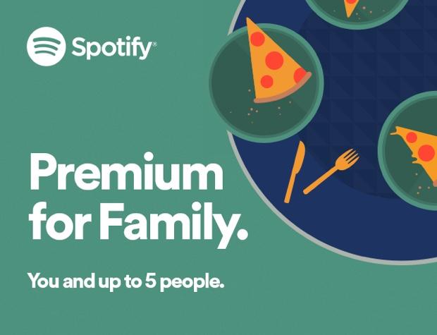 Spotify Family 1
