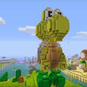 Super Mario in Minecraft 6