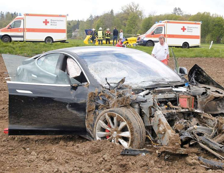 Incidente Tesla