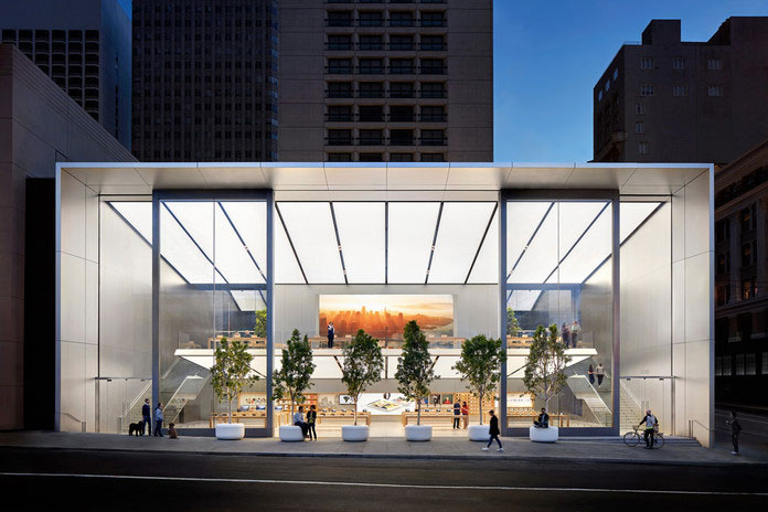 Apple Store Union Square a San Francisco